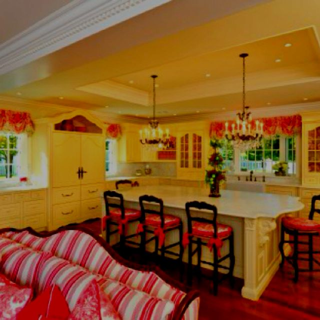 Jay Rambo Kitchen Cabinets: Love The Openness And Colors