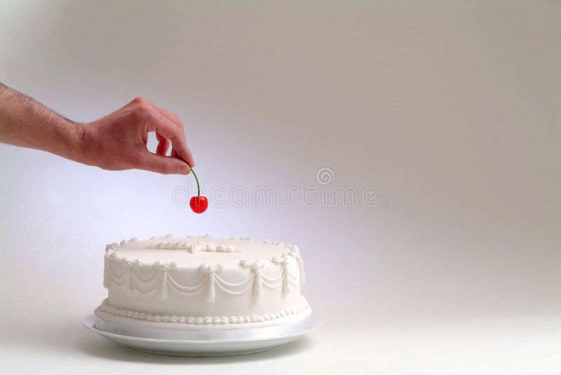 Hand And Cherry Hand Putting A Cherry On Top Of A White Cake Affiliate Putting Cherry Hand Cake White Ad Cake White Cake Cherry