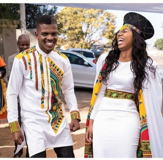 AfricanFashion Vestido De Novia Africana 35aa774ab4d5