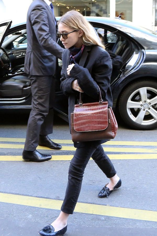 Ashley Olsen #paris #olsenstyle #style
