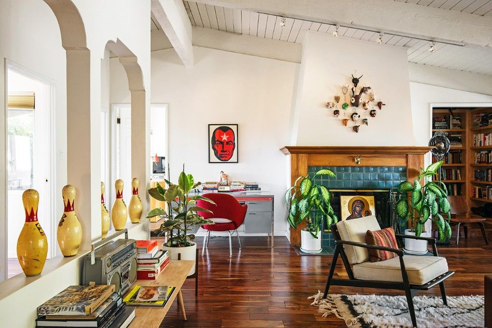 Airbnb: the five interior trends for 2019 | Living room ...