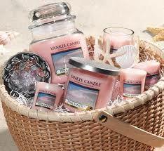 Yankee Candle Gift Basket