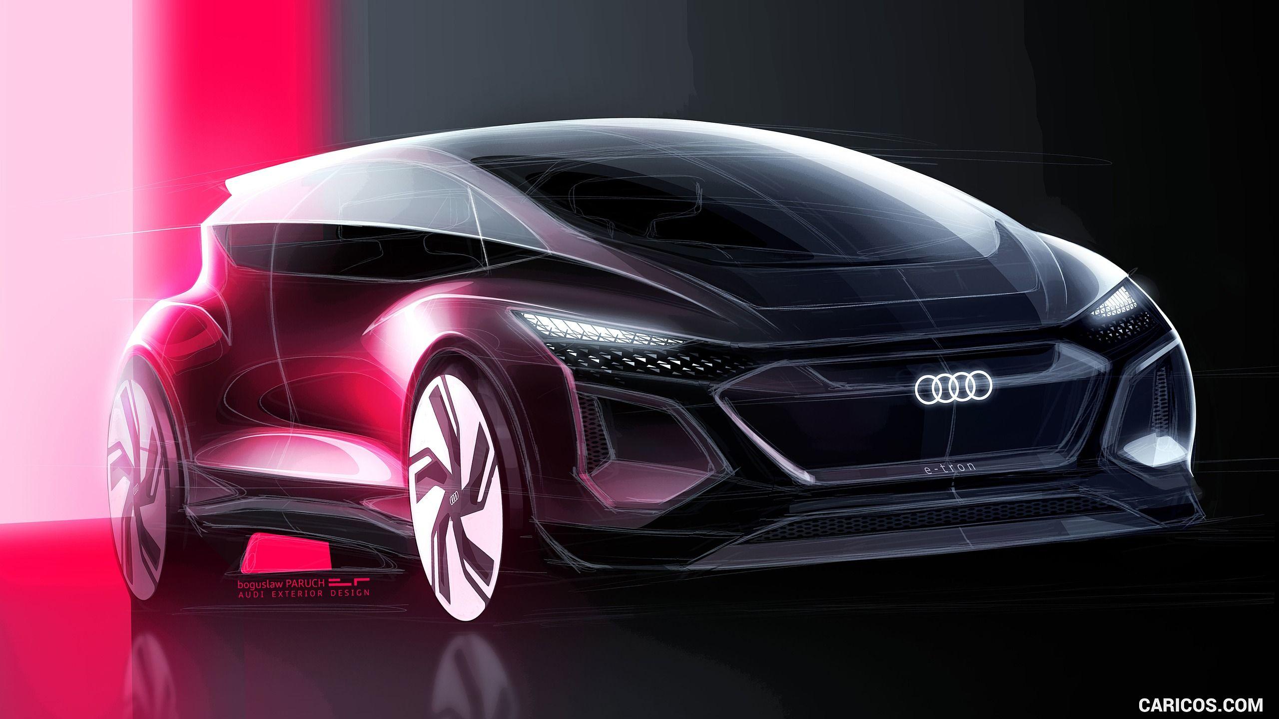 2019 Audi Audi Ai Me Concept Wallpaper With Images Electric