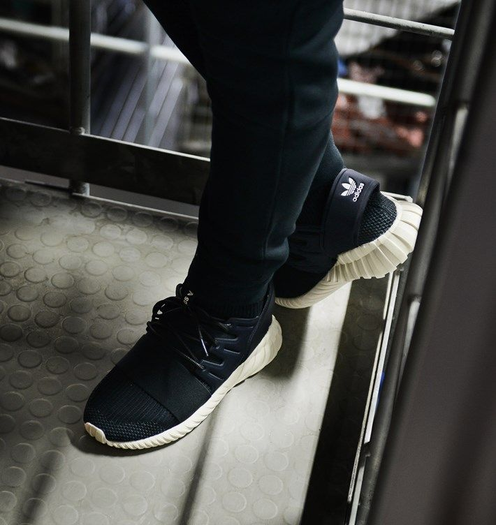 Adidas Tubular Doom Pk Black White