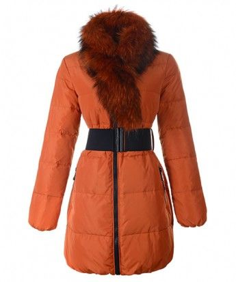 abrigo para mujer moncler