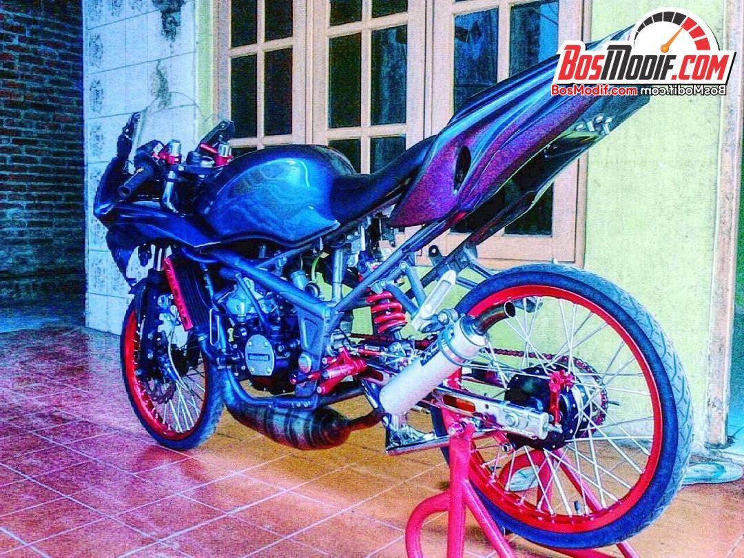 Koleksi Foto Modifikasi Motor Ninja Rr Super Kips Terlengkap Jari Kawasaki Dan