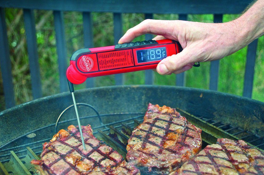 Grilling Great Steaks HOT & FAST Great steak, Grilling