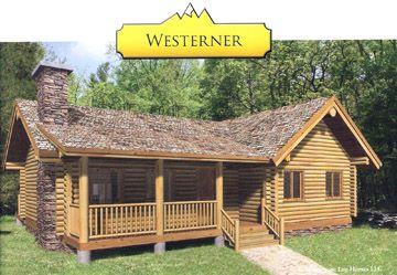 log cabin kits   Westerner Swedish Cope Log Cabin Kit for sale ...