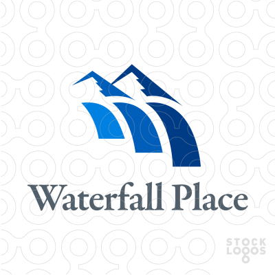 Water Flow Waterfall Pattern Png And Psd Water Flow Water Patterns Dimensional Patterns