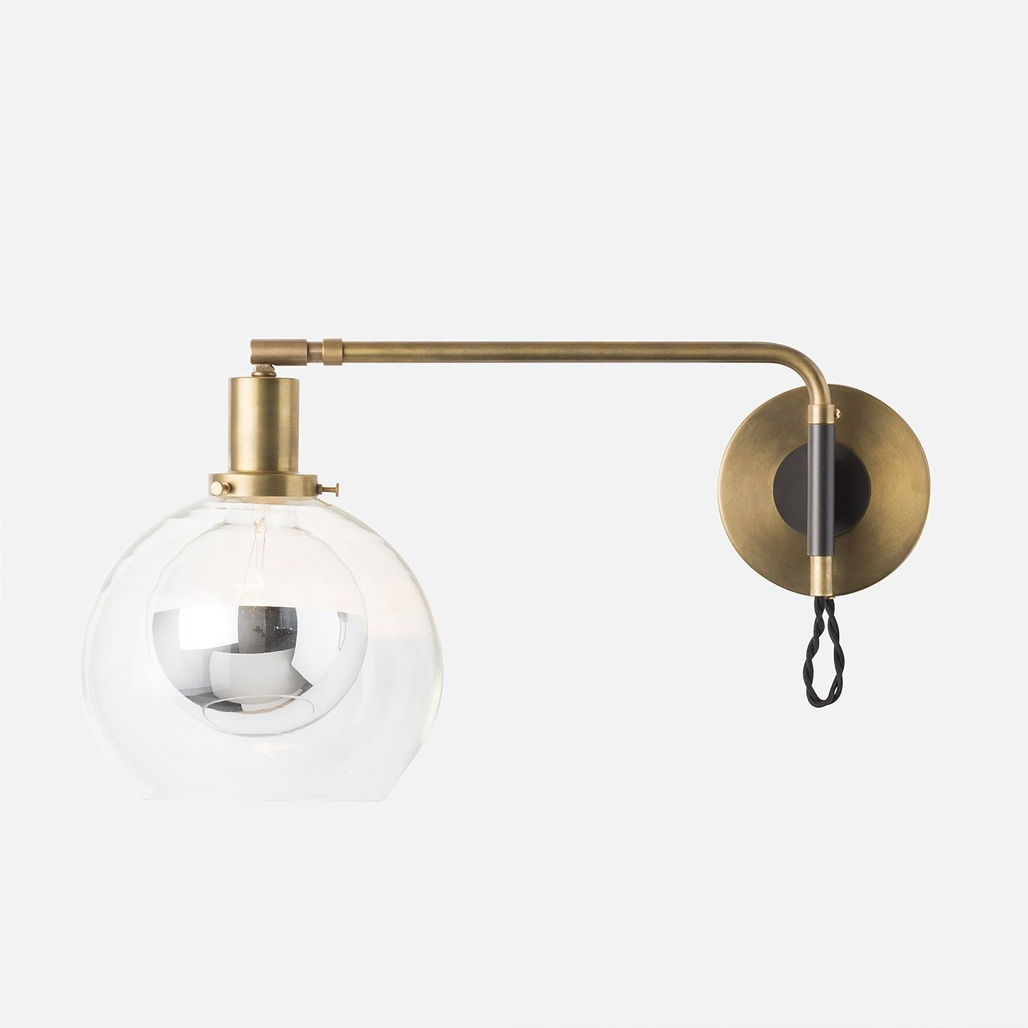 Chapman Swing Sconce | Wall Sconce Fixtures | Lighting