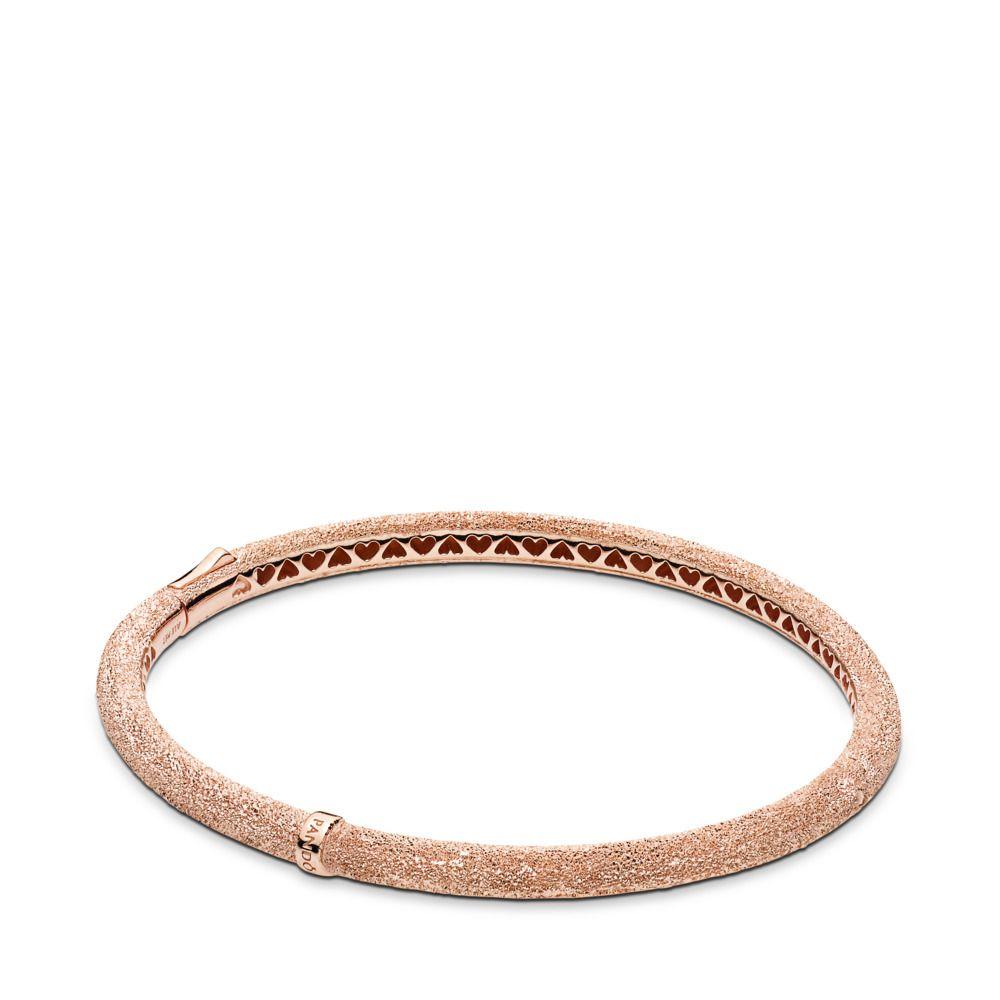 Matte Brilliance Bangle   Pandora bangle bracelet, Pandora ...