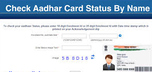 Aadhar Card Status By Name Step By Step Guide With Images Aadhar Card Cards Status