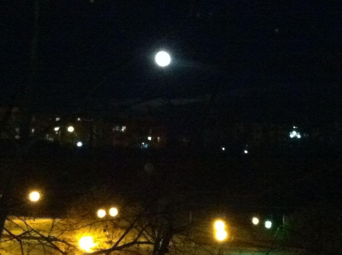 Last Night S Full Moon Day 2 Vol 3 4 More Photos Full Moon
