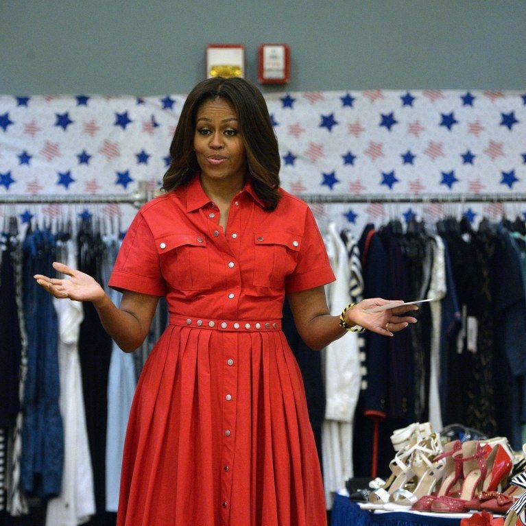 Michelle Obama Une première dame stylée Church fashion