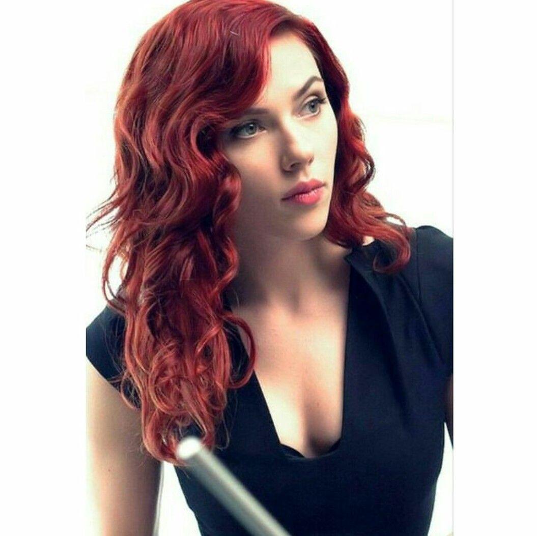 Black Widow Scarlett Johansson Scarlett Johansson Hairstyle Scarlett Johansson Red Hair Scarlett Johansson