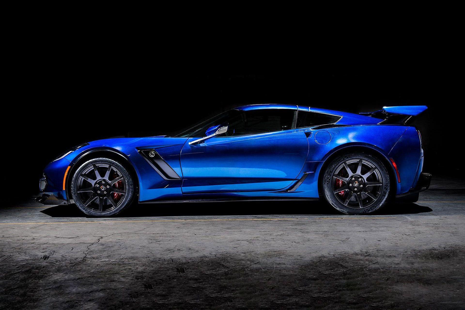 Genovation Gxe Electric Supercar Corvette Super Cars Corvette Zr1