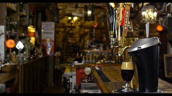 生活技.net: 用Fizzics 「加工」後的啤酒會更好喝