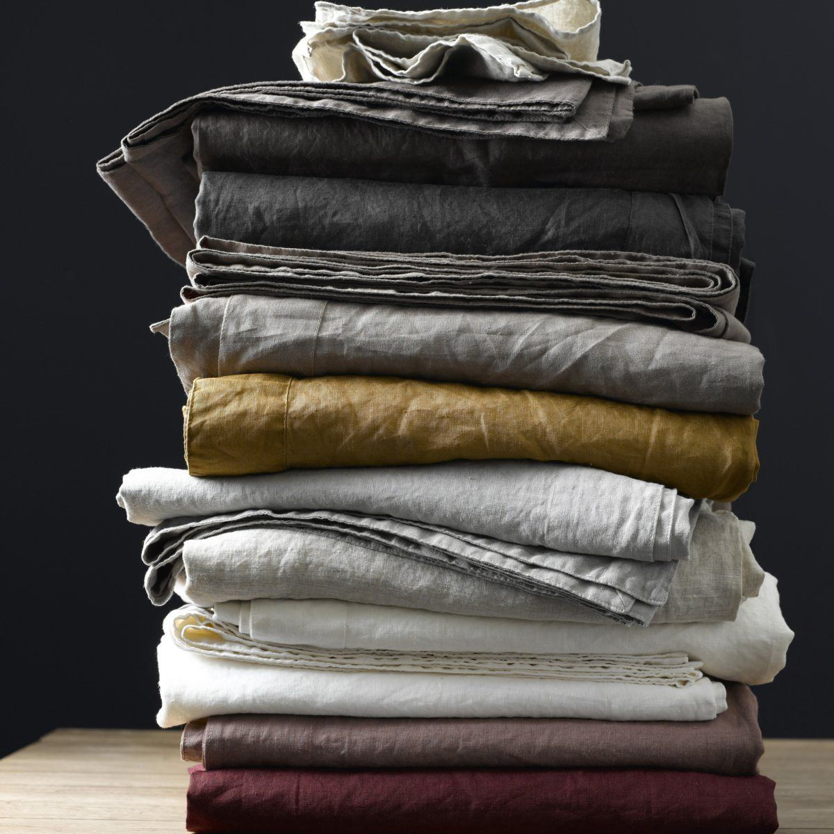nappe en pur lin linette am pm lin et chanvre pinterest. Black Bedroom Furniture Sets. Home Design Ideas