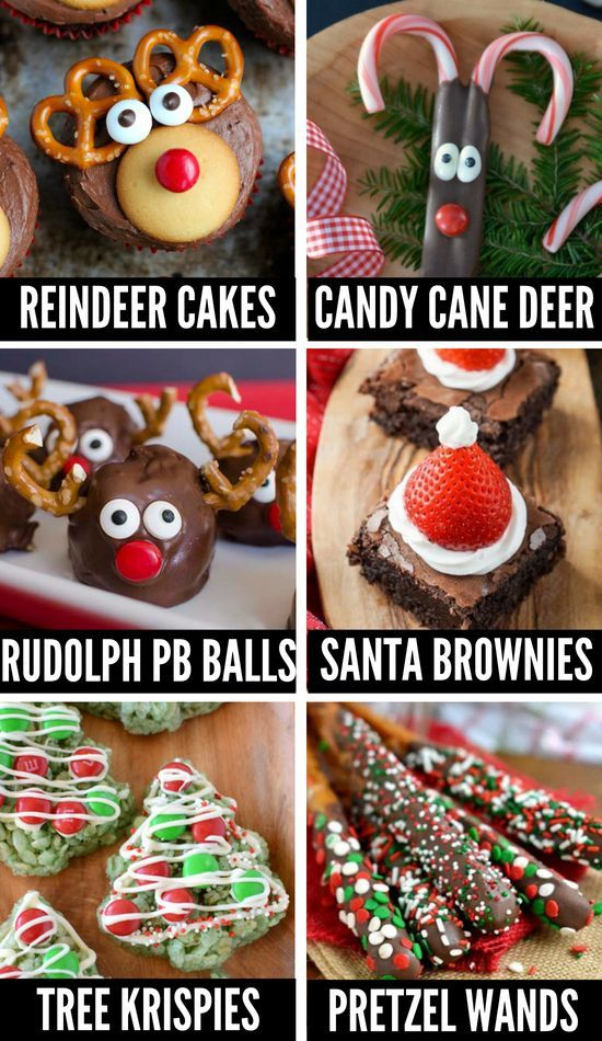 Easy Christmas Candy & Treat Ideas - From