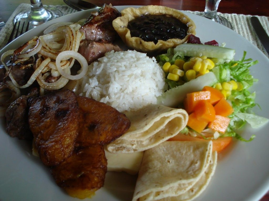 Curious about costa rican food culture the article is
