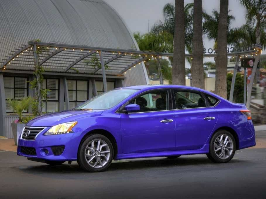 The 5 Compact Cars With The Best Gas Mileage Nissan