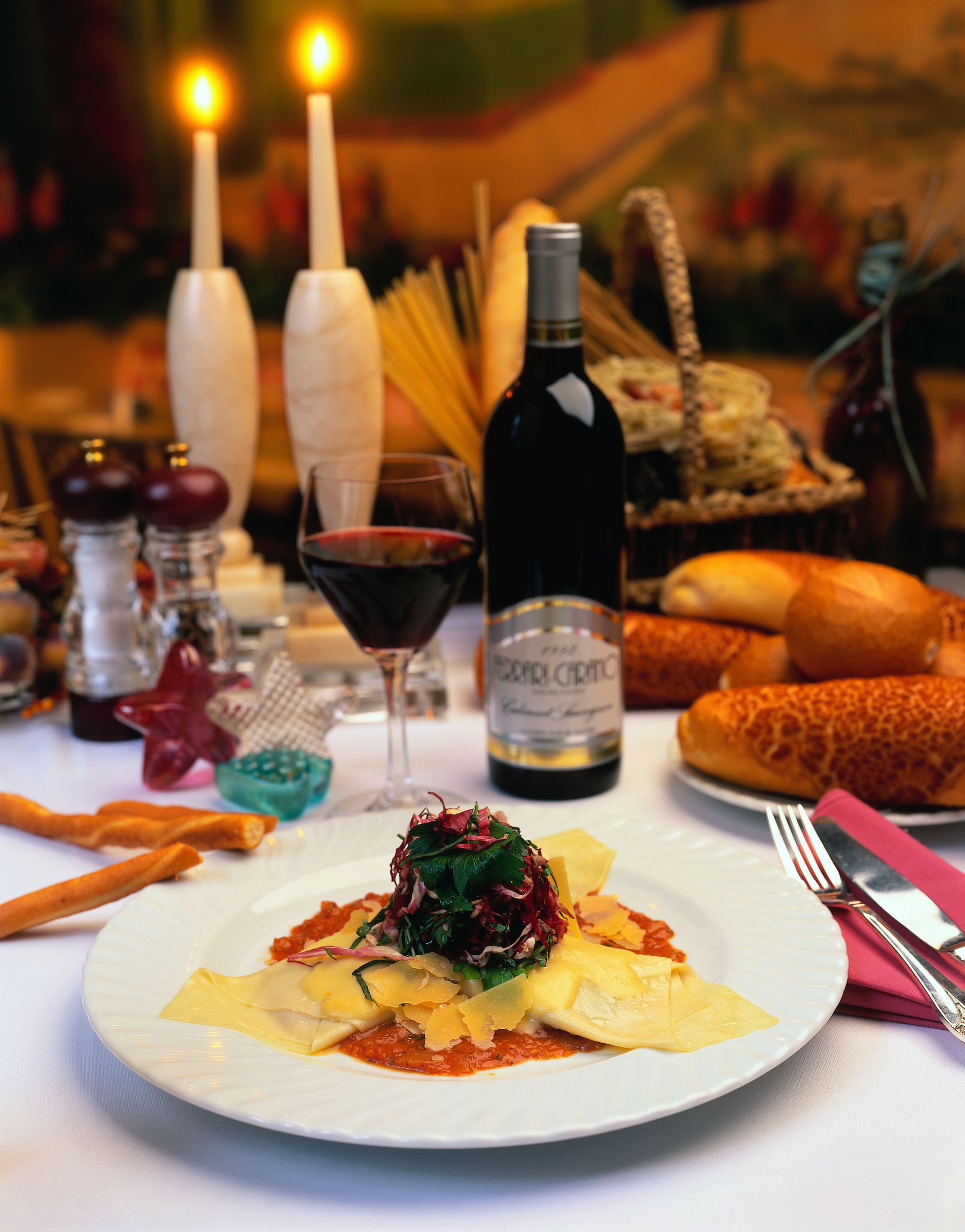 Named One Of The Top 10 Italian Restaurants In The Nation La Strada