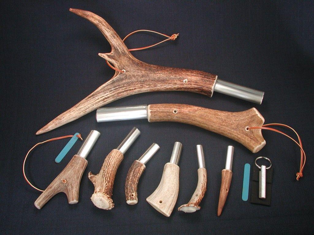 Deer Antler Fire starter