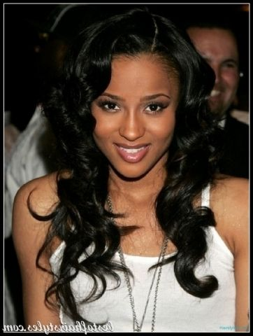 The Start Of 2009 Brings In The Black Hairstyles Weaves Photo Gallery With  Absolute Beauty.