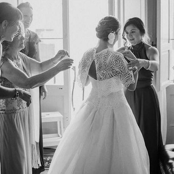 Dress: ALENE by Peter Langner