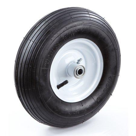 Farm Ranch Fr2200 Pneumatic Replacement Tire For Wheelbarrows
