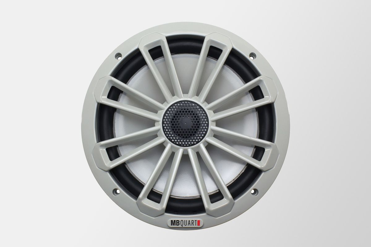 "NK1-120 Nautic Speaker Sys | 8"" 2-way coaxial"