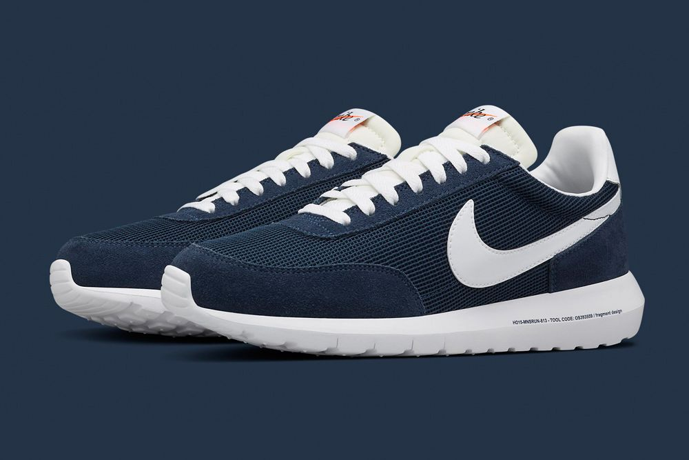 94414bf82355 Nike and fragment design debut a new silhouette with their latest  collaboration.