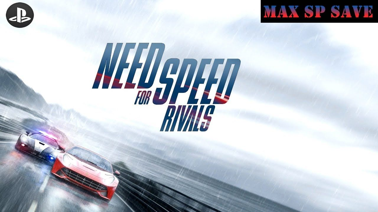 Ps4 Need For Speed Rivals Racer Cop Mode Max Sp Save Sieu Xe