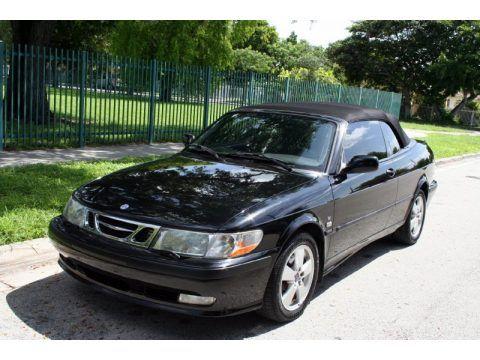 Black Saab Convertible This Is Mine I Love