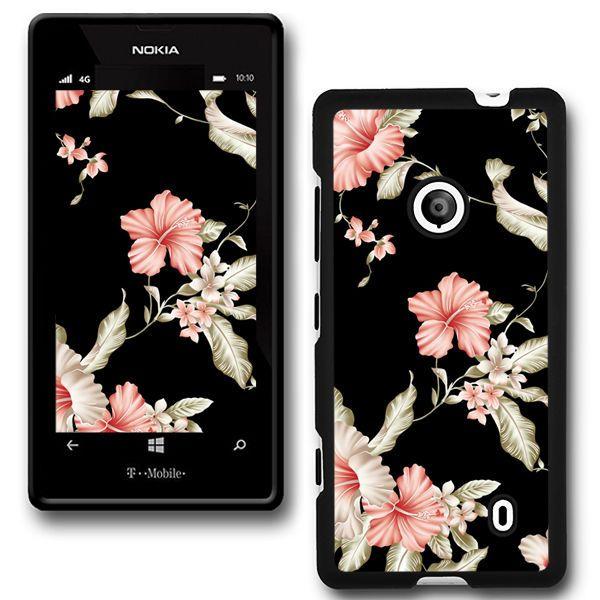 Design Hard Phone Cover Case Protector For Nokia Lumia 521 #2489