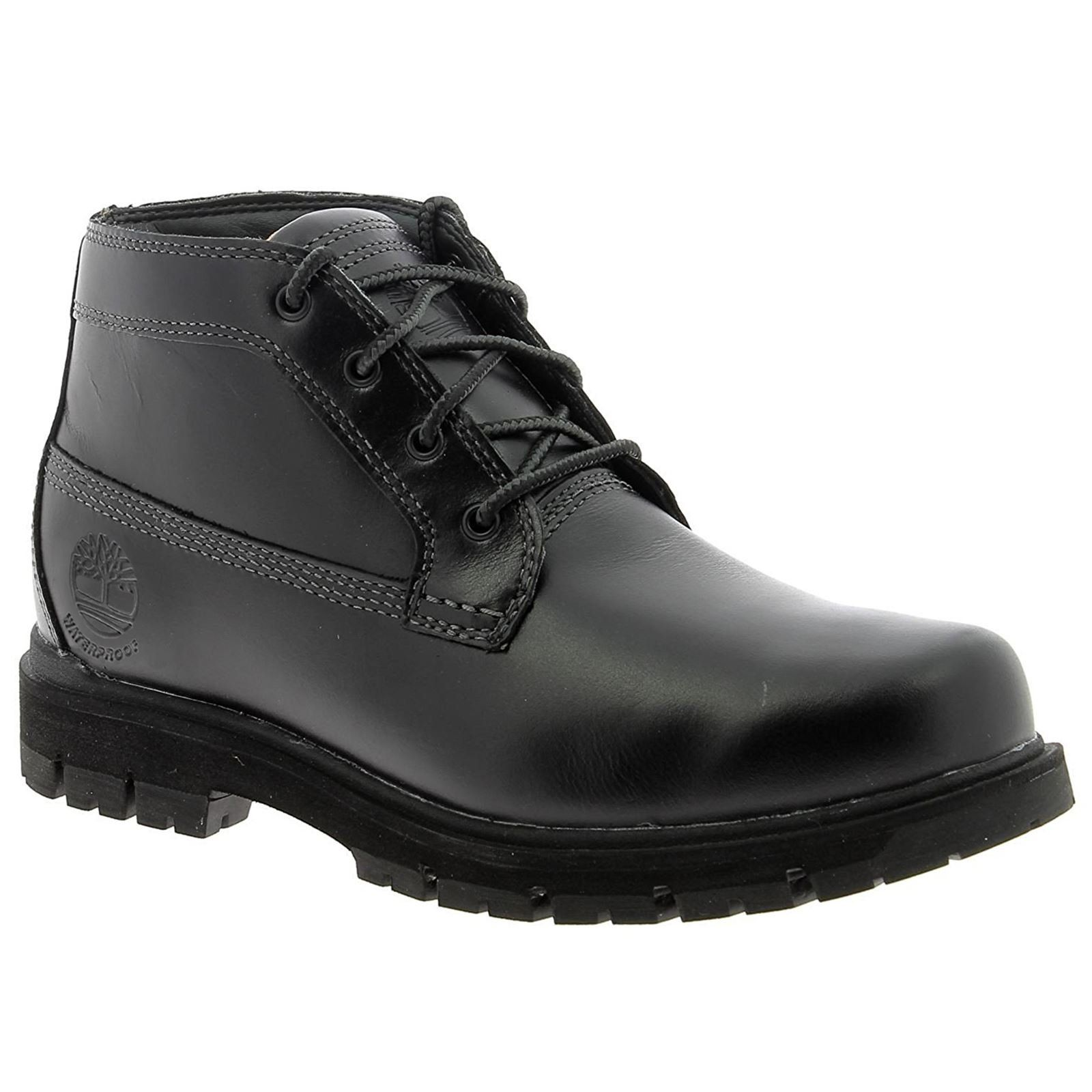 910d277b897f Timberland Mens Radford Chukka Waterproof Black Leather Boots 7.5 US --  Sincerely hope you actually love the image. (This is our affiliate link)    ...