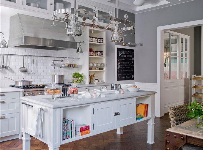 Es la casa de nuestros sueños» | Cocina Mini | Pinterest | Islas de ...