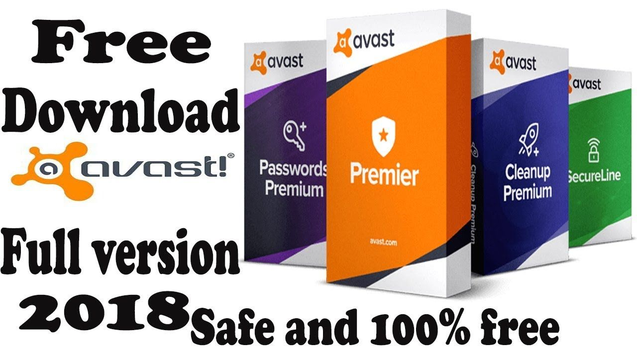 free download antivirus avast full version