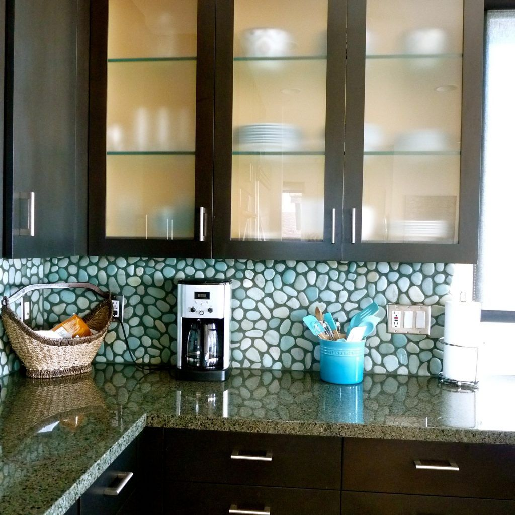 Black Kitchen Cabinets With Glass Inserts | Kitchen Cabinets ...