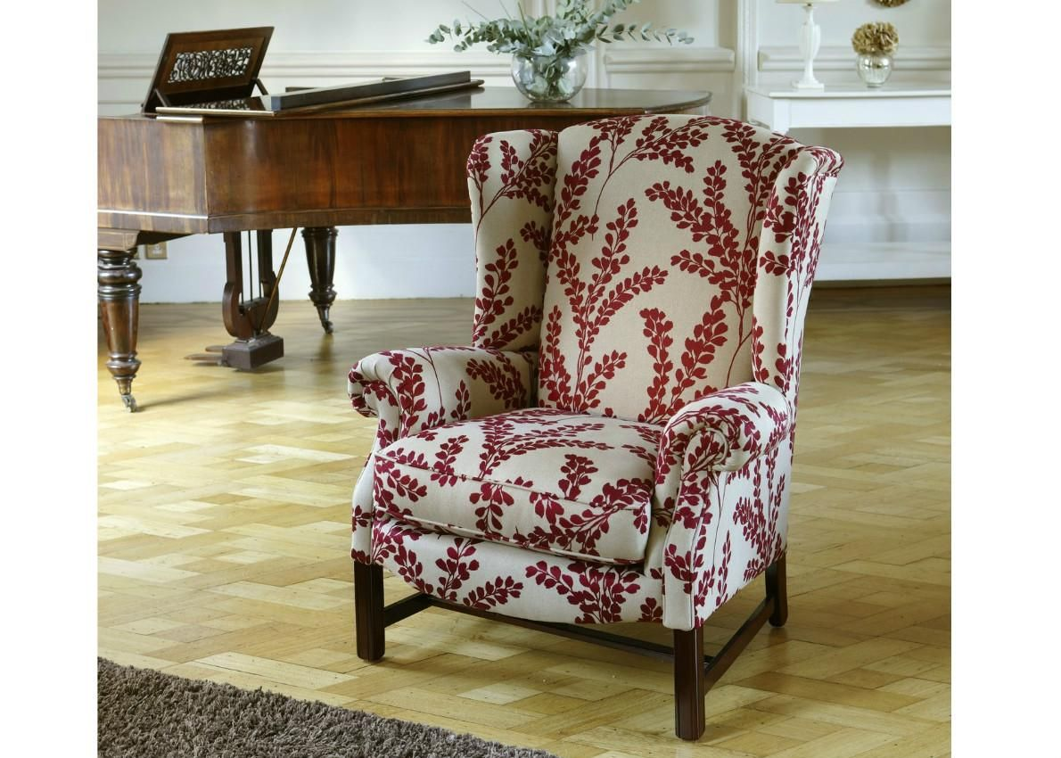 Parker Knoll Sinatra Wing Chair from Tannahill