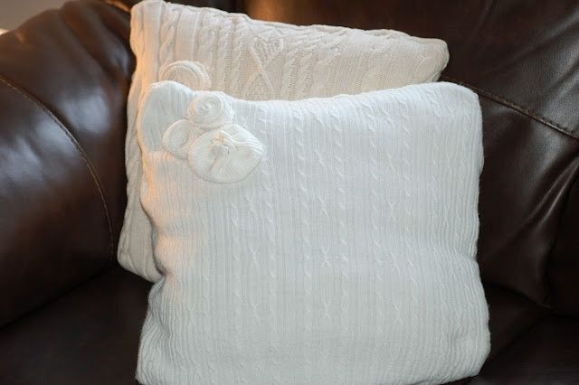 The Pinterest Project: Pillow Talkin...again