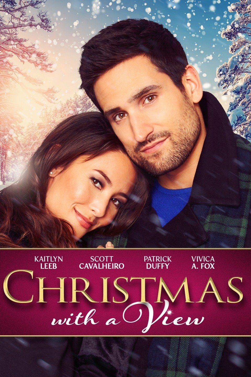 20187 Christmas with a View (2018) Romantic
