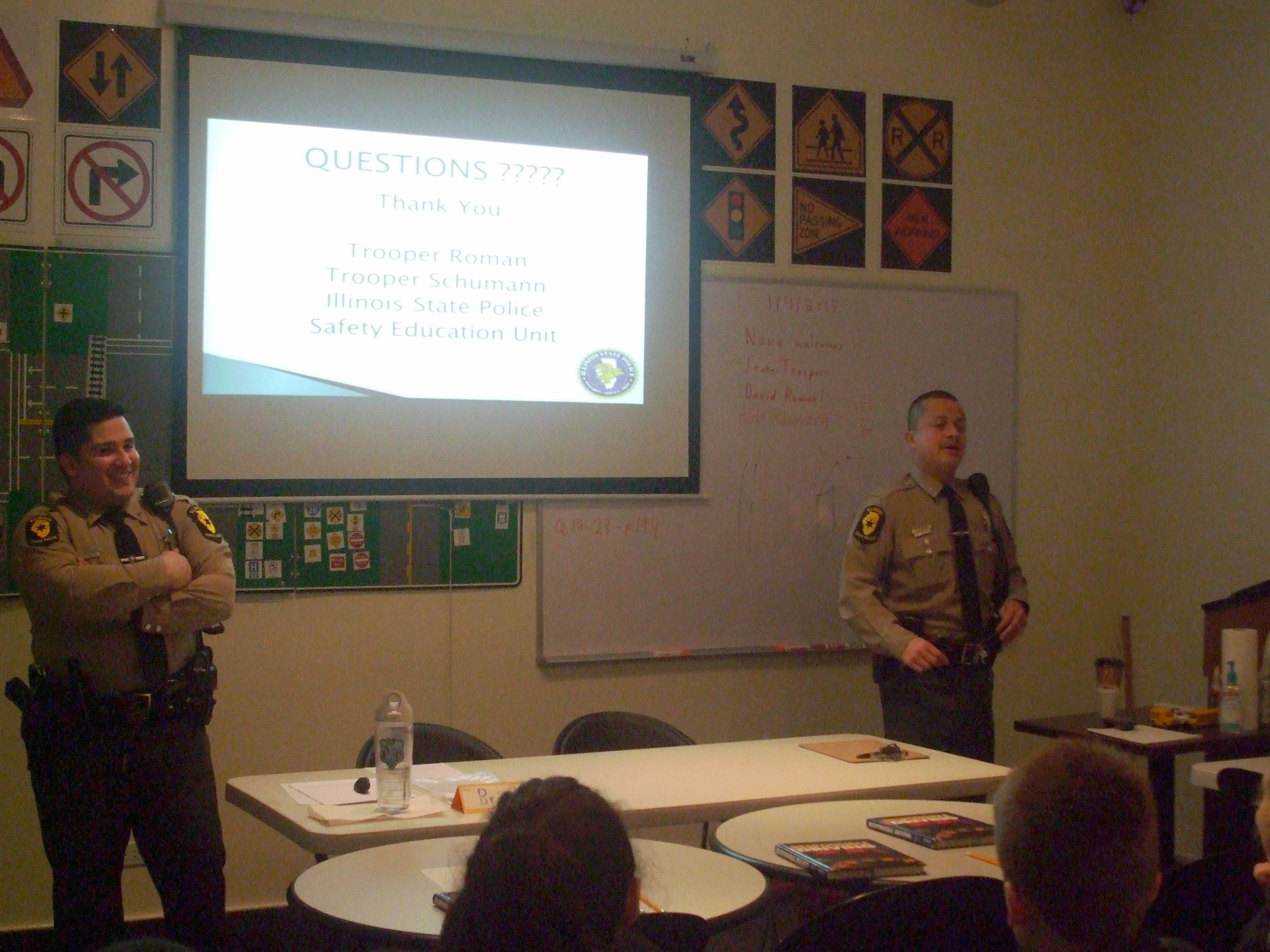 Pin on Illinois State Police Traffic Safety Presentation