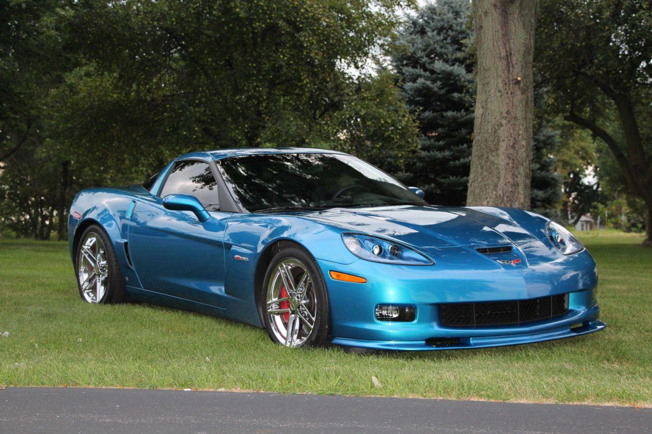 2008 Corvette Z06 Corvette, 2008 corvette