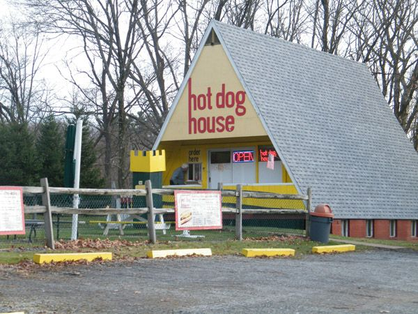 Clarion County Photo Of The Day Hot Dog House Dog House