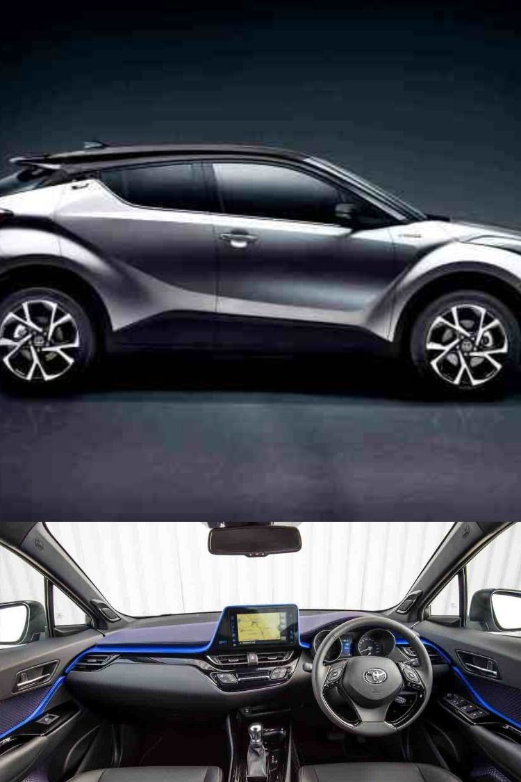 Toyota Chr 2020 Crossover In 2020 Toyota India Toyota Motors