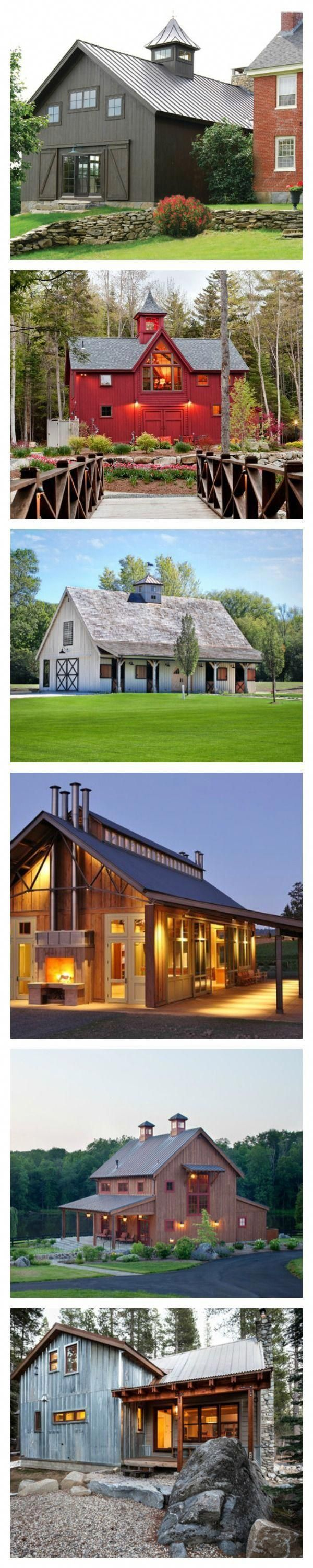 Pole Barn Home Design Idea, Pictures, Popular Pin Ideas. #homeremodelingbeforean... #polebarngarage
