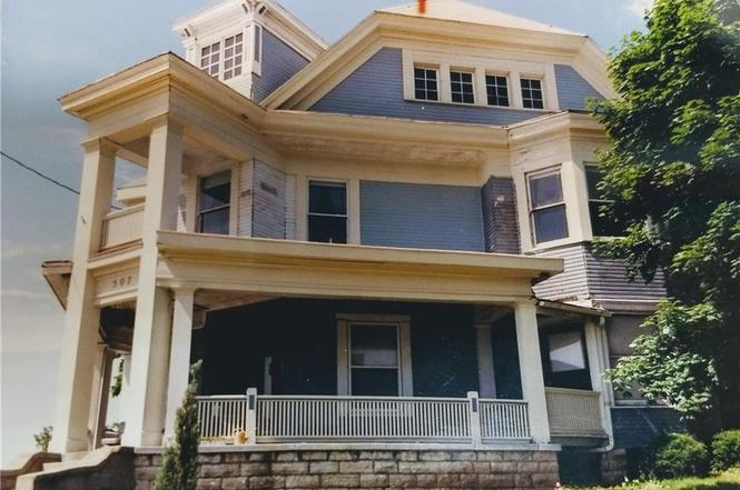 507 Mclain St Dayton Oh 45403 3 Beds 3 Baths Fixer Upper Historic Homes House