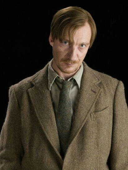 Remo Lupin Personagens Harry Potter Harry Potter Tudo Sobre Harry Potter