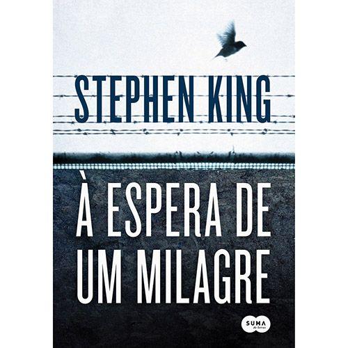 Livro A Espera De Um Milagre Com Imagens Livros Stephen